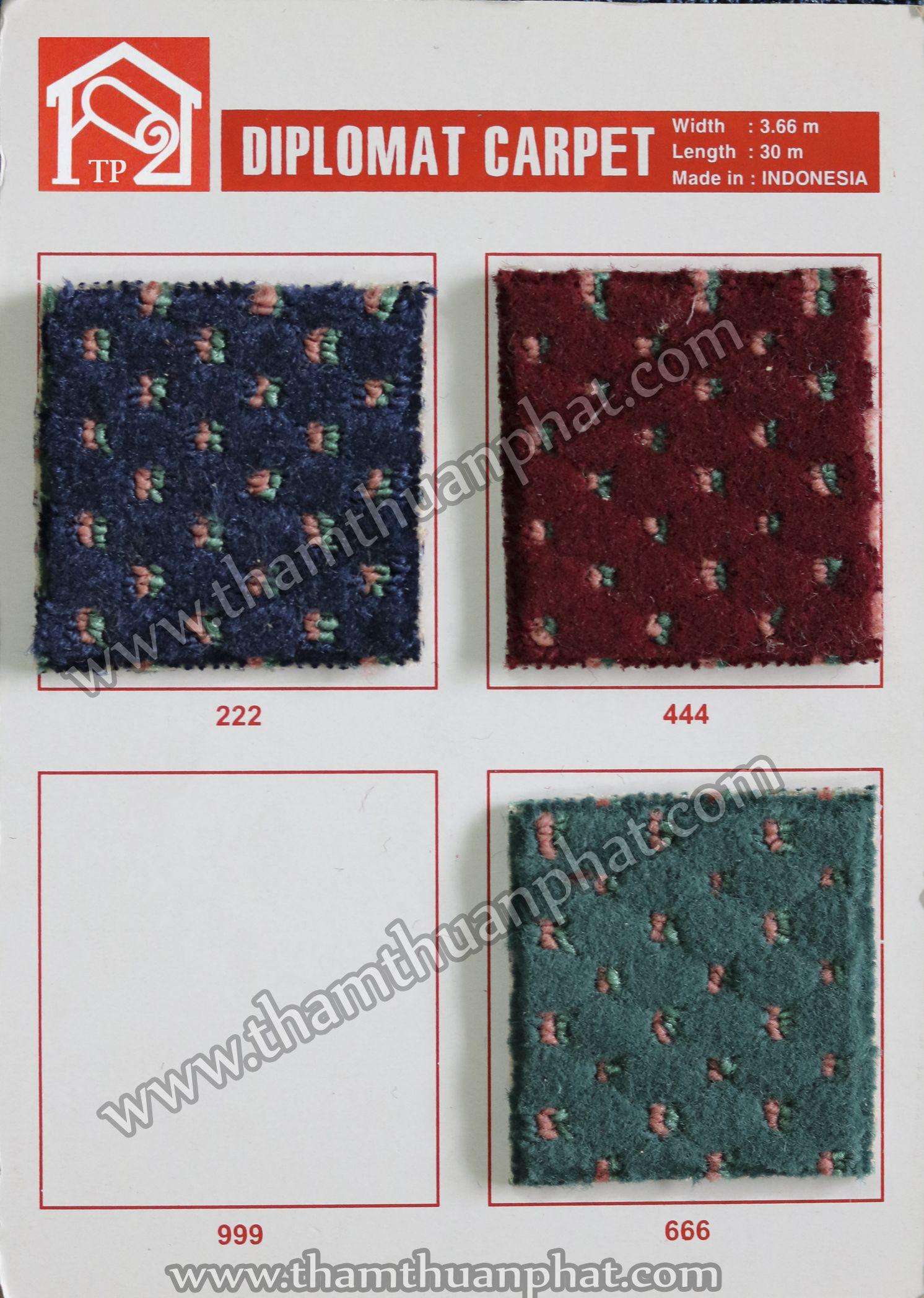 Thảm len DIPLOMAT